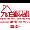 J&E Gutter and Softwash Exterior Cleaning Service