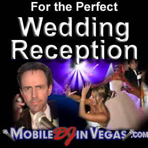 The most important decision of your Wedding. We'll do it right. We'll keep you on schedule. We'll play all the right music. Sit back and relax - We'll have fun!